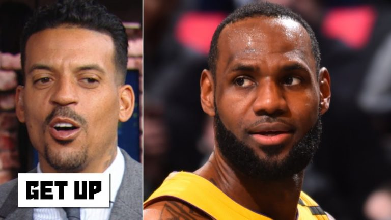Matt Barnes: LeBron is on 'cruise control,' he'll be a problem in the playoffs   Get Up