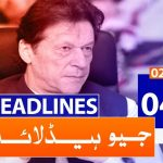 Geo Headlines 04 PM | 2nd February 2020