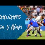 HIGHLIGHTS: South Africa 57-3 Namibia - Rugby World Cup 2019