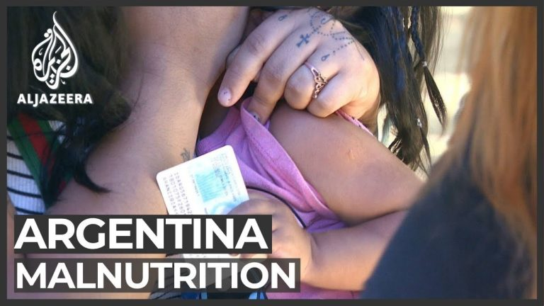 Argentina issues food cards to low-income families