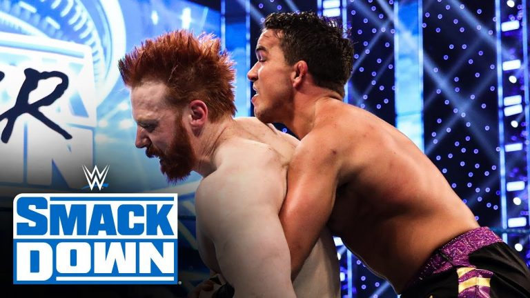 Shorty G vs. Sheamus: SmackDown, Jan. 31, 2020