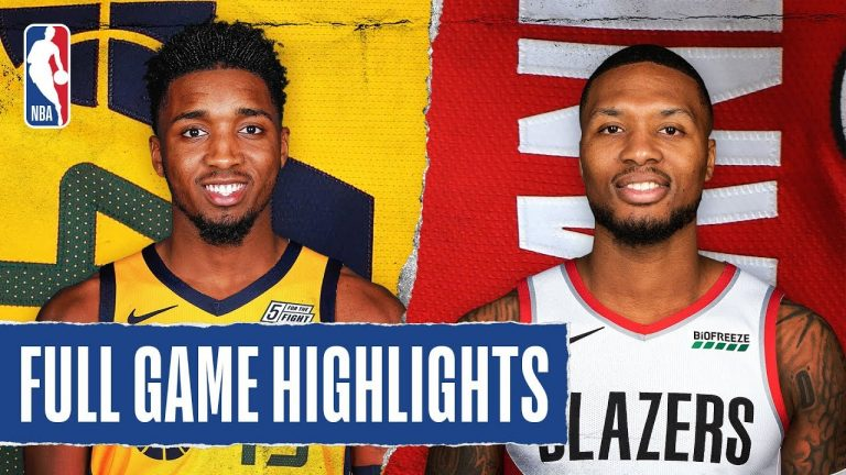 JAZZ at TRAIL BLAZERS | FULL GAME HIGHLIGHTS | February 1, 2020
