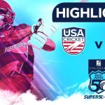 Highlights | USA vs West Indies Emerging Players | Colonial Medical Insurance Super50 Cup