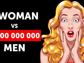What If There Was 1 Woman for 7 Billion Men