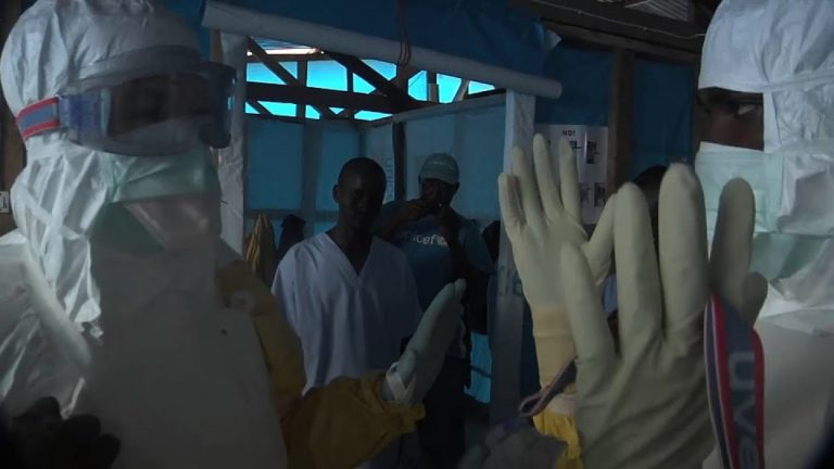 Ebola Outbreak: Sky News Special Report From Alex Crawford In Liberia