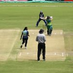 Maiden Van Niekerk ton puts Proteas Women 1-0 up