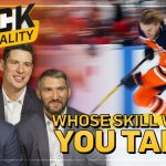 If you could steal another player's skill ... | Puck Personality | NHL