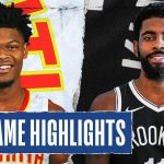 HAWKS at NETS | FULL GAME HIGHLIGHTS | January 12, 2020