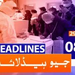 Geo Headlines 08 PM | 29th January 2020
