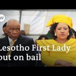 Lesotho First Lady Maesaiah Thabene charged with murder | DW News
