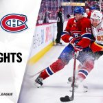 NHL Highlights | Flames @ Canadiens 1/13/20