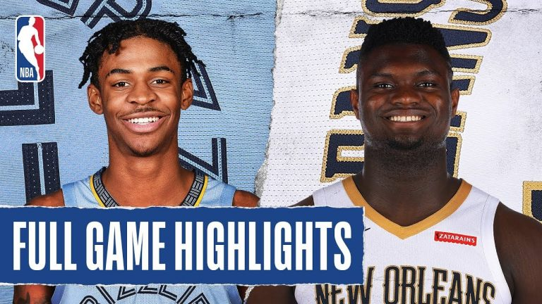GRIZZLIES at PELICANS | FULL GAME HIGHLIGHTS | January 31, 2020