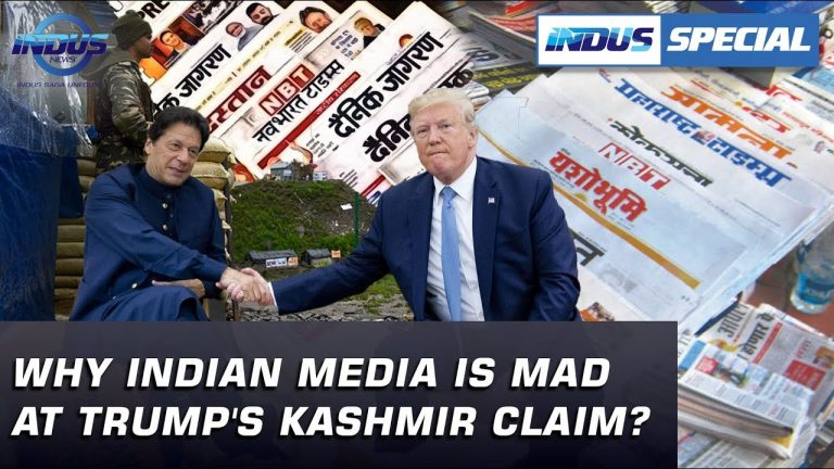 Indian Media Relay On Propaganda, Falsehood and Provocation | Indus Special | Indus News