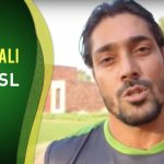 HBL PSL - Anwar Ali at Silly Point
