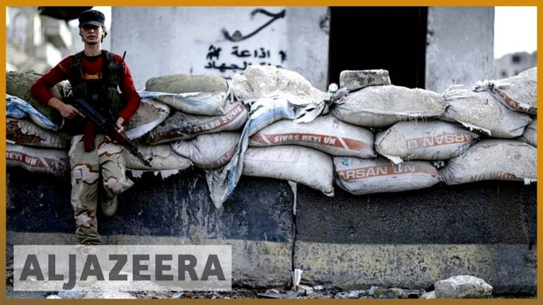 🇸🇾 Syria war: Rebels make gains against Syrian army | Al Jazeera English 1