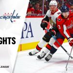 NHL Highlights | Senators @ Capitals 1/7/20