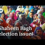 Shaheen Bagh protest at center of BJP's Delhi election campaign | DW News