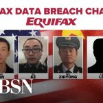 China-backed hackers charged in massive Equifax data breach