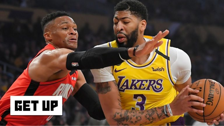 Going small works out for the Rockets against LeBron and the Lakers | Get Up