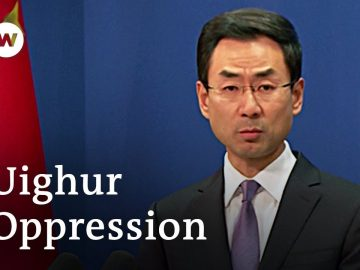 China defends Uighur policy and 'fight against violent terrorists' | DW News