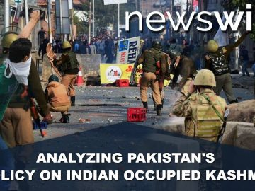 Analyzing Pakistan's Policy on Indian Occupied Kashmir | News Wire | Indus News