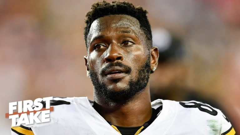 First Take discusses the good, the bad and the ugly of Antonio Brown's career | First Take