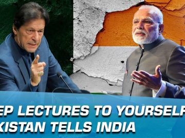 Keep lectures to yourself, Pakistan tells India | Indus News
