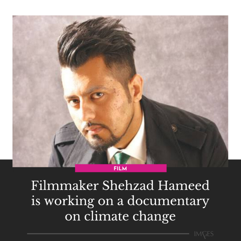 Shehzad has previously earned several accolades for documentaries; his last one,... 3