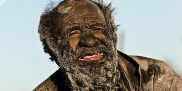 The Man Who Hasn't Bathed In 65 Years