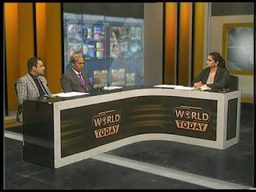 WORLD TODAY 22/08/19