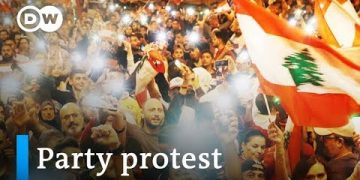 Why protesters in Lebanon are partying in the streets   DW News