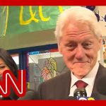 Bill Clinton reacts to articles of impeachment against Trump