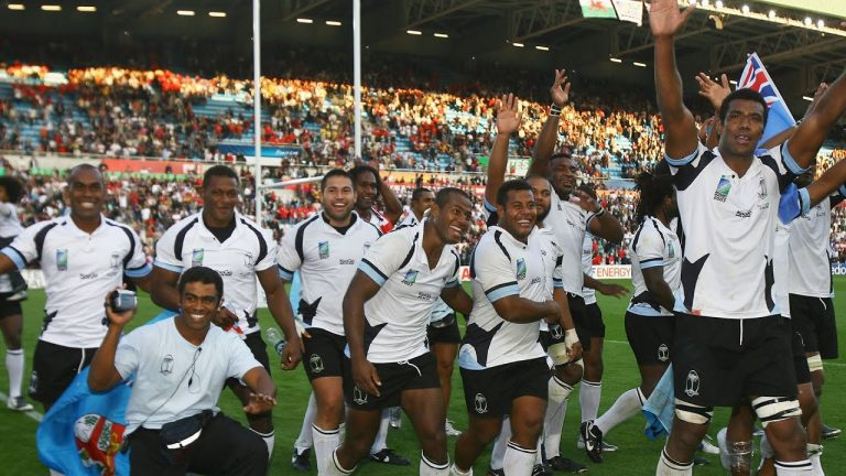 Fiji v Wales | Rugby World Cup 2007 | When David beat Goliath...