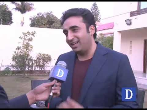 Bilawal Bhutto Zardari's Intervirew