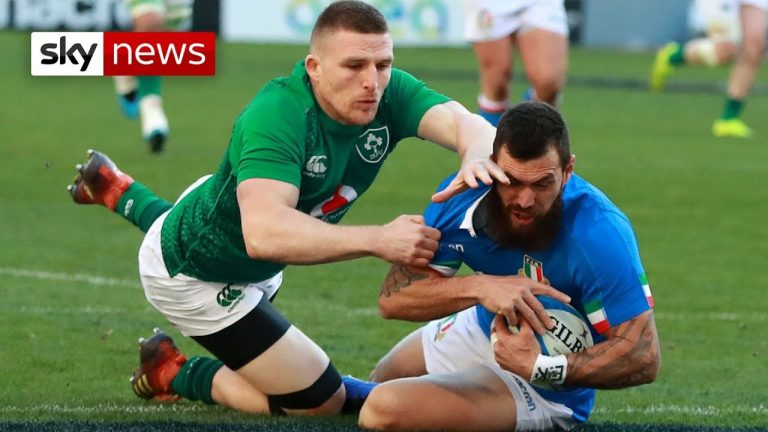 COVID-19 postpones Ireland-Italy Six Nations rugby match