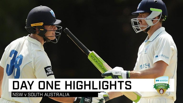 Hughes, Gilkes lead Blues but SA quicks hit back | Marsh Sheffield Shield 2019-20