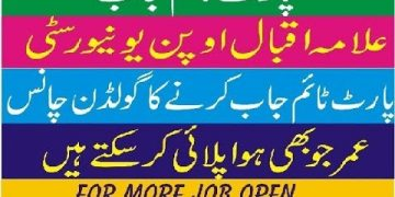 Allama Iqbal Open University Jobs