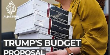 Trump to propose US budget cuts to foreign aid and social safety