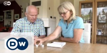Living with dementia: the long goodbye | DW Reporter