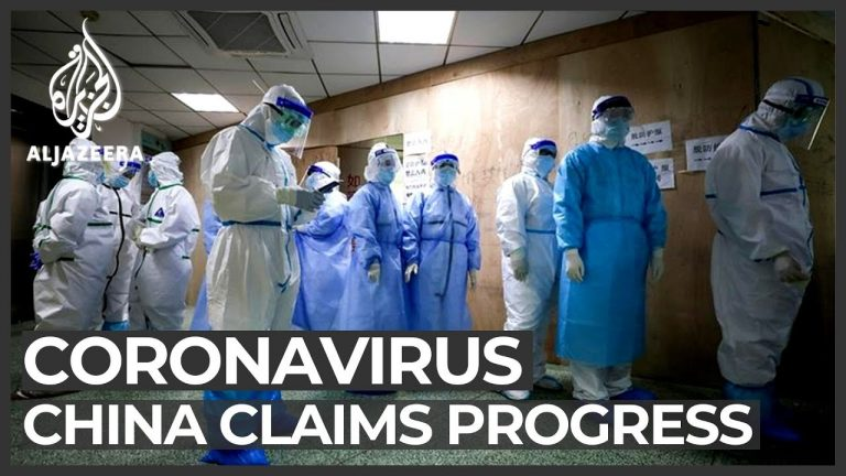 China says more than half of coronavirus patients cured