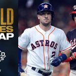 Nationals and Astros battle it out for 7 games!   2019 World Series Full Recap + Highlights