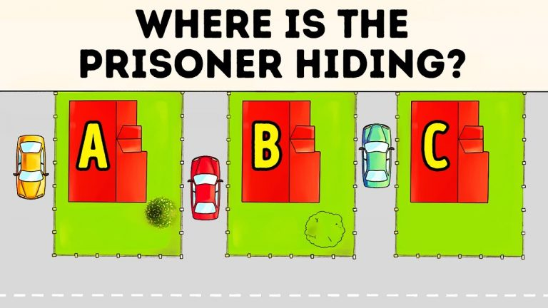 5 RIDDLES THAT'll DRIVE YOU CRAZY