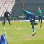 England cricketer Chris Jordan on how to bowl yorkers
