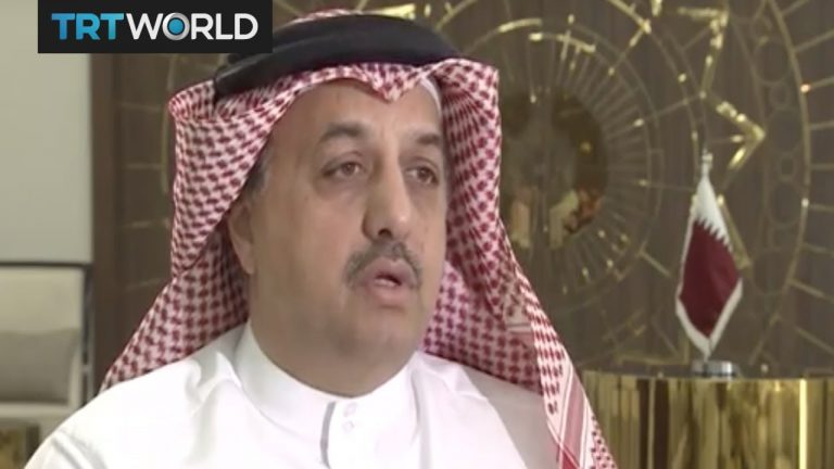 Exclusive: Qatar's Defence Minister speaks to TRT World