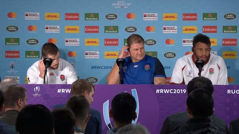 Hatley, Lawes and Daly on facing All Blacks in semi-final