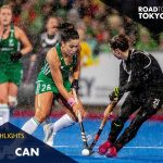 Ireland vs Canada | FIH Hockey Olympic Qualifiers | Women's | Match 1