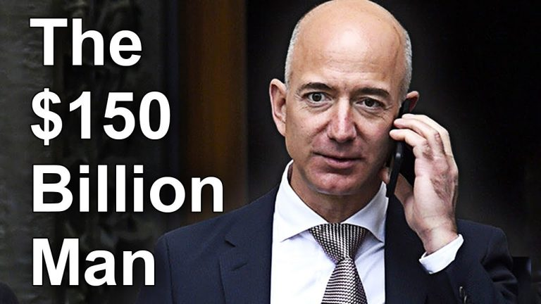 A Day in The Life of Jeff Bezos (Richest Person In The World)