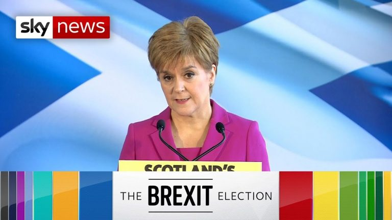 Sturgeon: We will not ask permission, Scotland will choose its own future