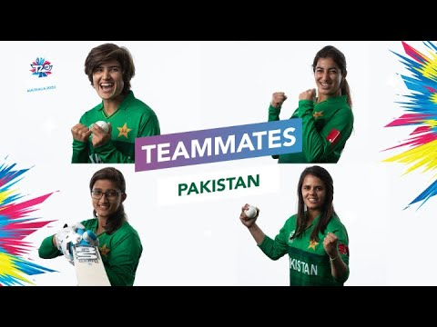 Pakistan dish the dirt on their teammates | Women's T20 World Cup
