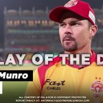 Play of the Day with Colin Munro | HBL PSL 2020